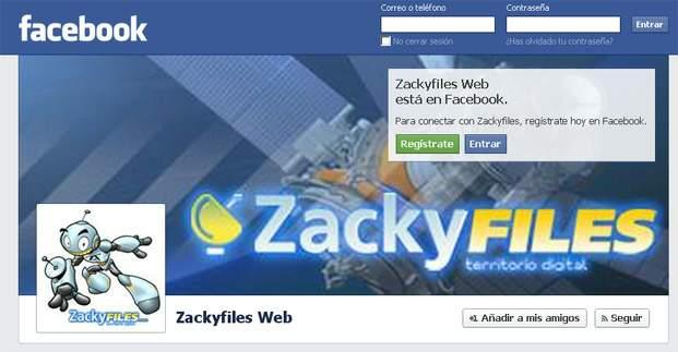 www zacky files com:
